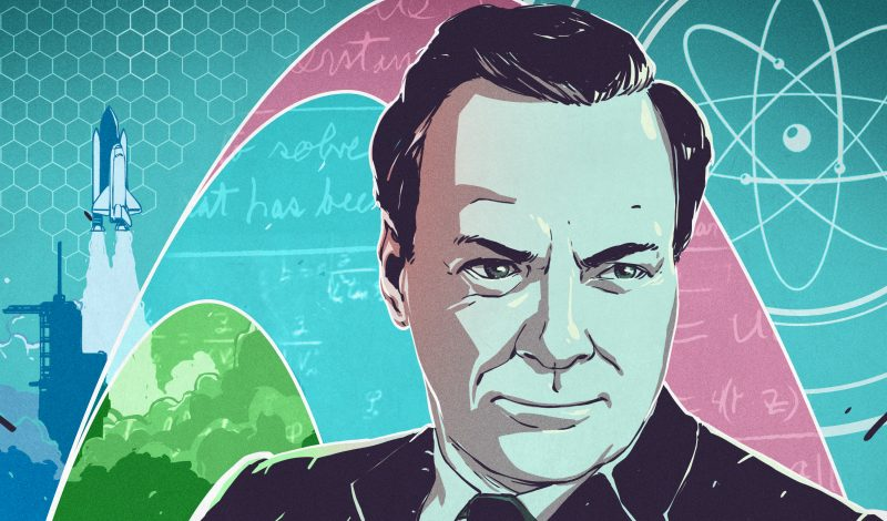 Richard Feynman: A Life Of Curiosity And Science